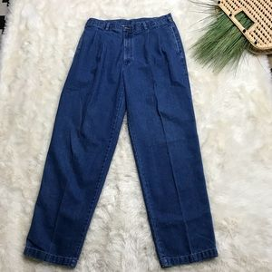 Vintage Mom Jeans Denim Tall High Waisted Pants